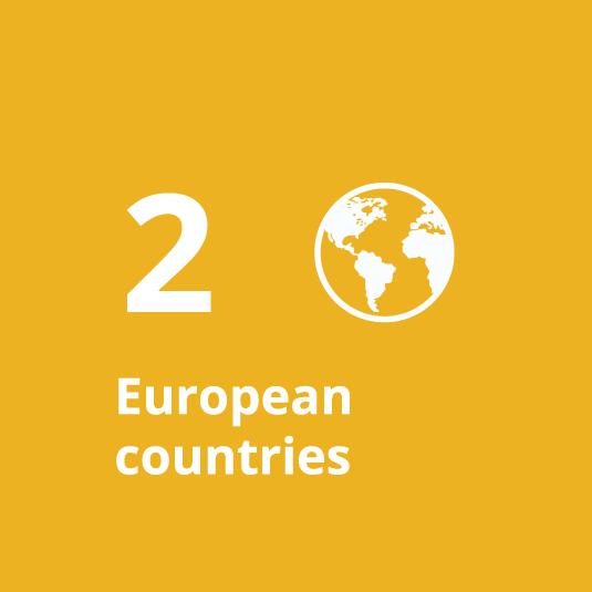 2 paises europeos