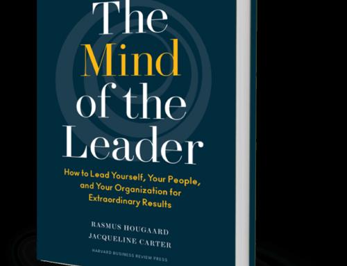 El nuevo líder: mindful, desinteresado y compasivo